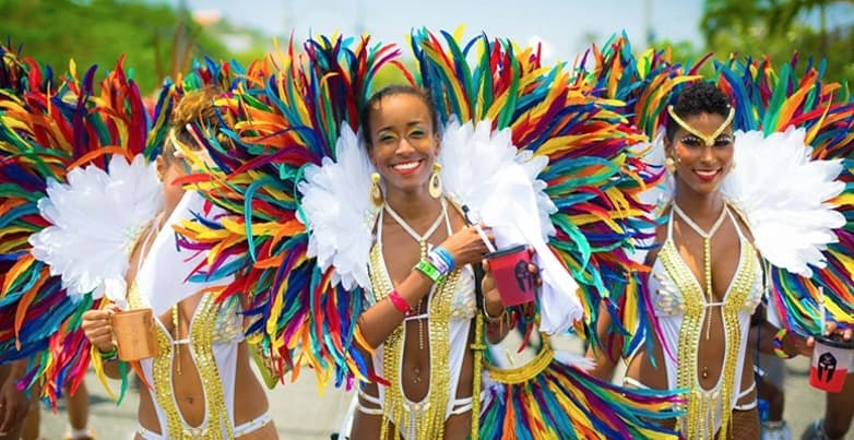 Image result for Barbuda Caribana Carnival - Barbuda
